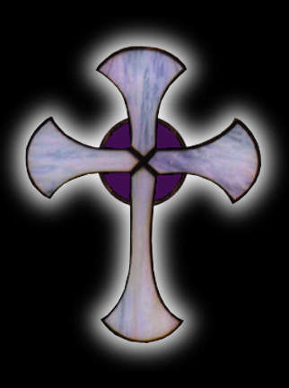 Gothic Cross Pray Faith